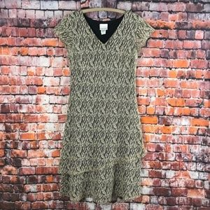 Fashion Bug Women's Lace Dress Size 8